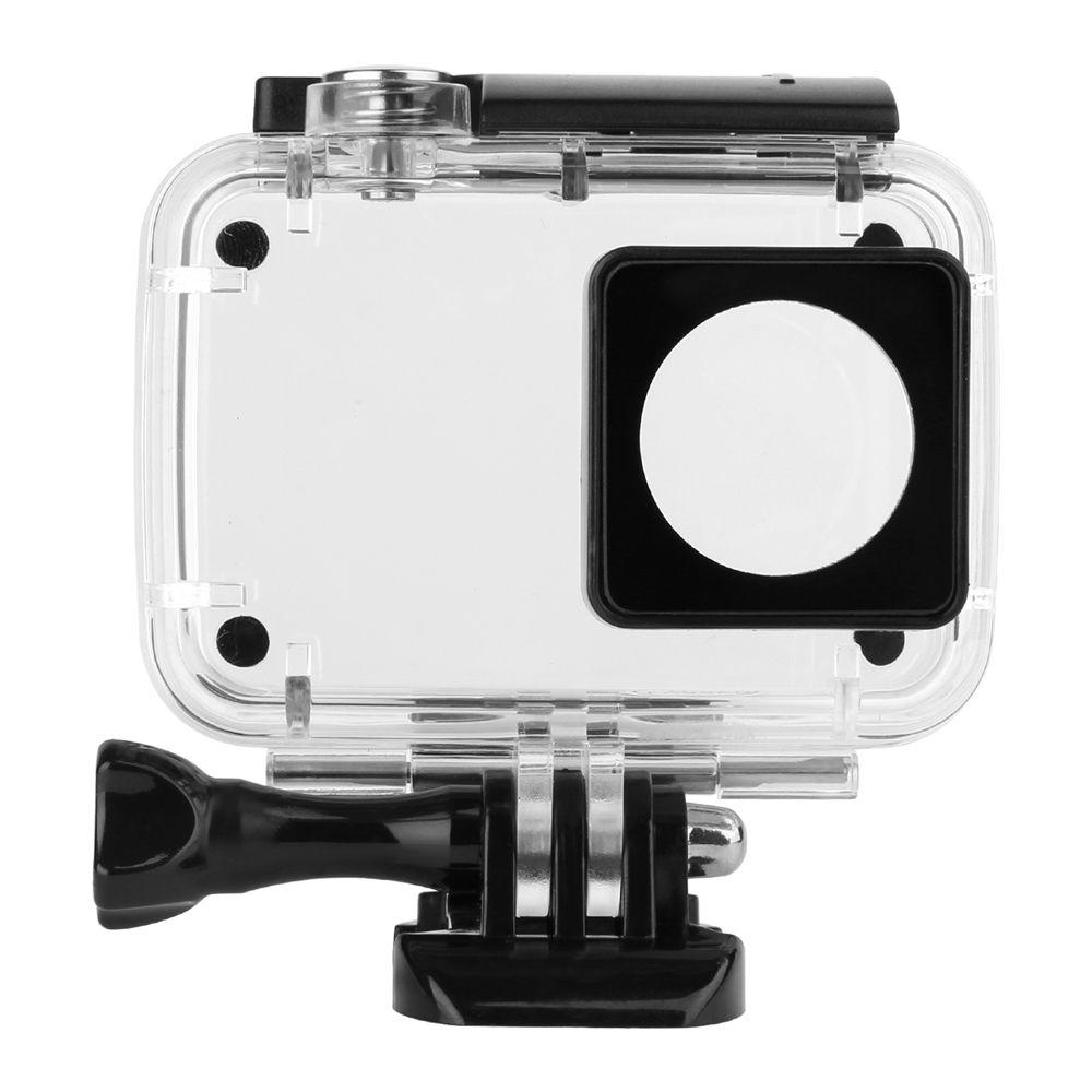 TIRER 40 m Plongée Boîtier Étanche pour Xiaomi Yi 4 k Lite Xiaoyi 2 D'action Caméra De Protection Logement Cas Pour yi 4 k Accessoires