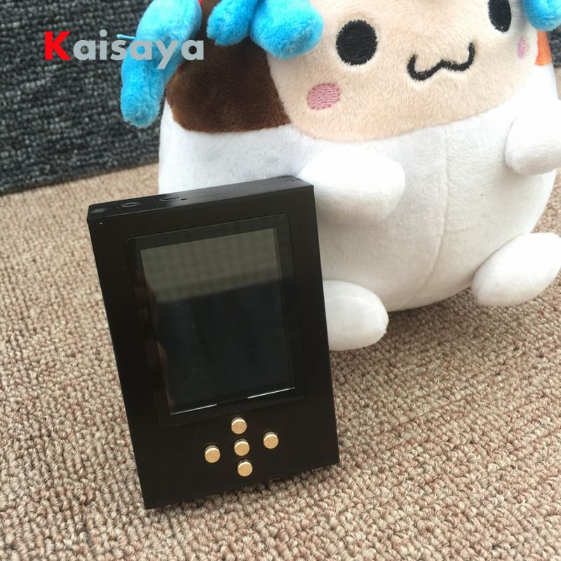 Newest DIY Zishan DSD Professional Lossless Music MP3 HIFI fever portable player AK4490 DSD hard solution with EVA case A3-012
