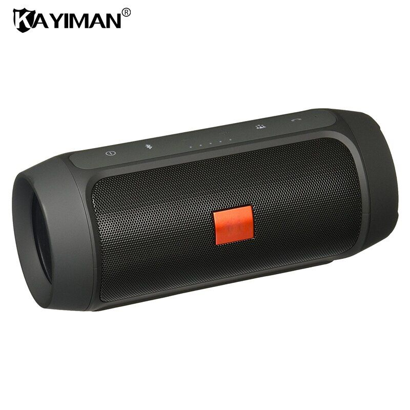Portable Wireless Bluetooth Speaker High-fidelity Bass Sound Stereo Subwoofer Dual Loudspeaker FM Radio USB Mic MP3 TF card