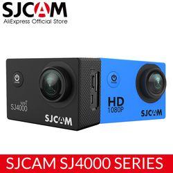 Оригинальная SJCAM SJ4000 серия 1080 P HD 2,0