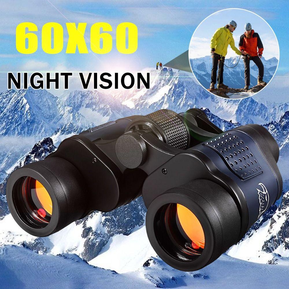 Nachtsicht 60x60 3000 mt High Definition Outdoor Jagd Fernglas Teleskop HD Wasserdicht Für Outdoor Jagd