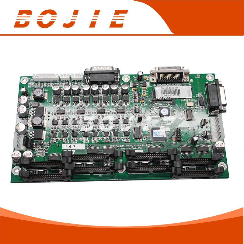Flora LJ320K,LJ3208K printer head board for konica 512 14pl printhead