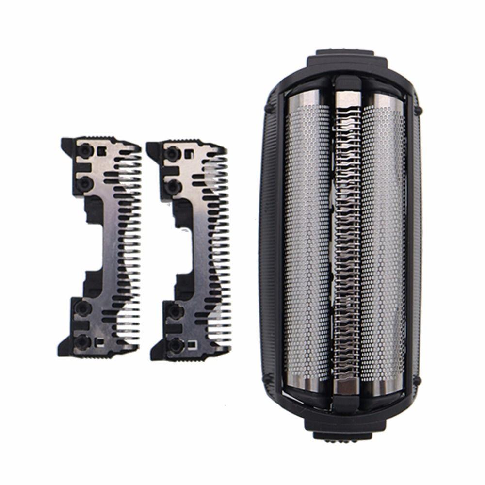 Razor Blade Head + Stell Mesh For Panasonic shavers replacement head ES9085 ES9064 ES8088 ES8047 ES8046 ES8077 ES8078