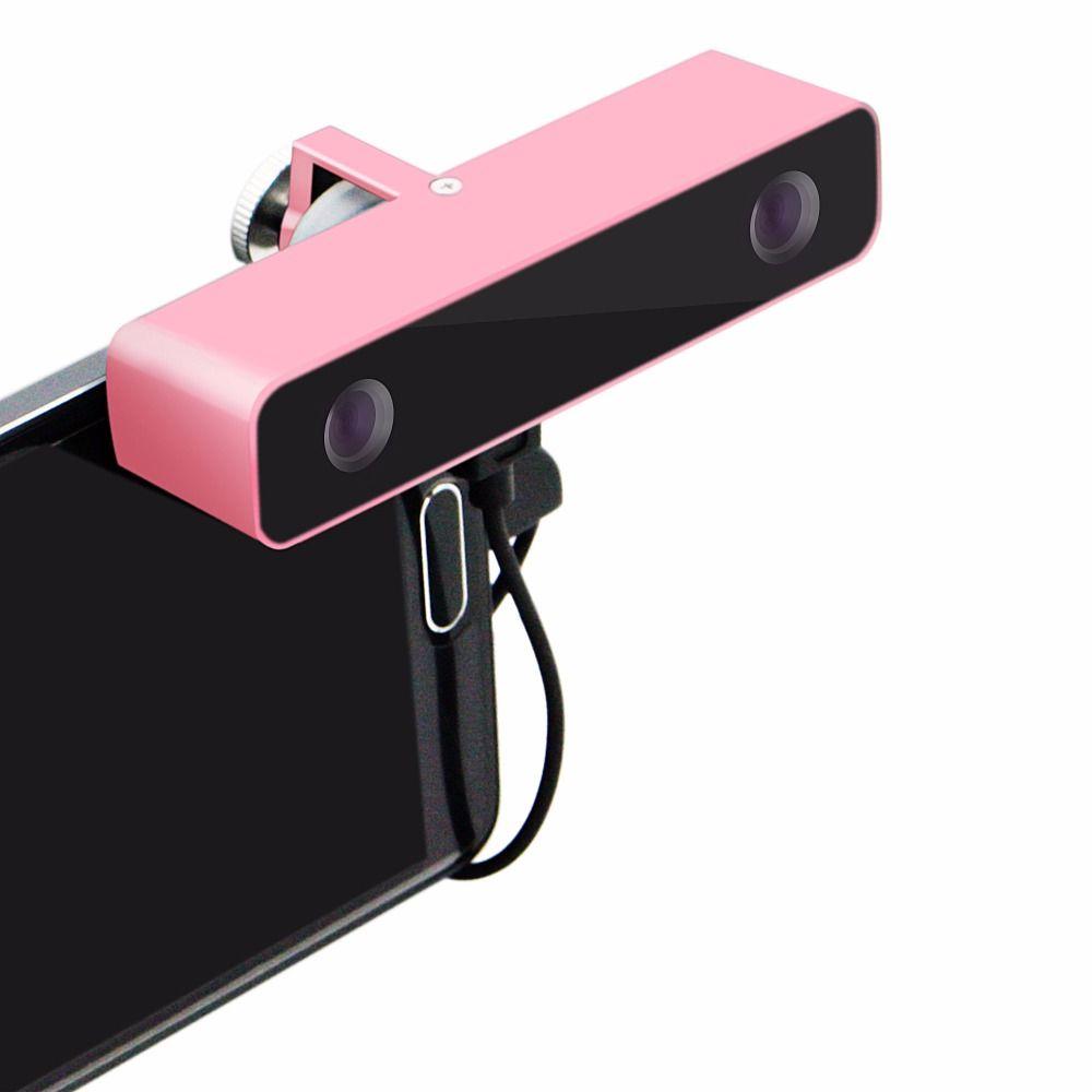 SVPRO 3D VR Numérique Caméra pour Android Mobile Téléphone Caméra Externe Micro USB Caméra Avec Vidéo HD SBS Image