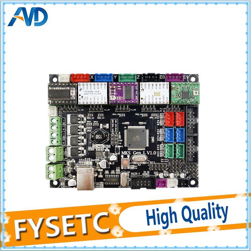 Integrated Controller Board Gen-L V1.0 Gen L V1.0 Compatible Ramps1.4/Mega2560 R3 For TEVO Tornado/Tarantula 3D Printer