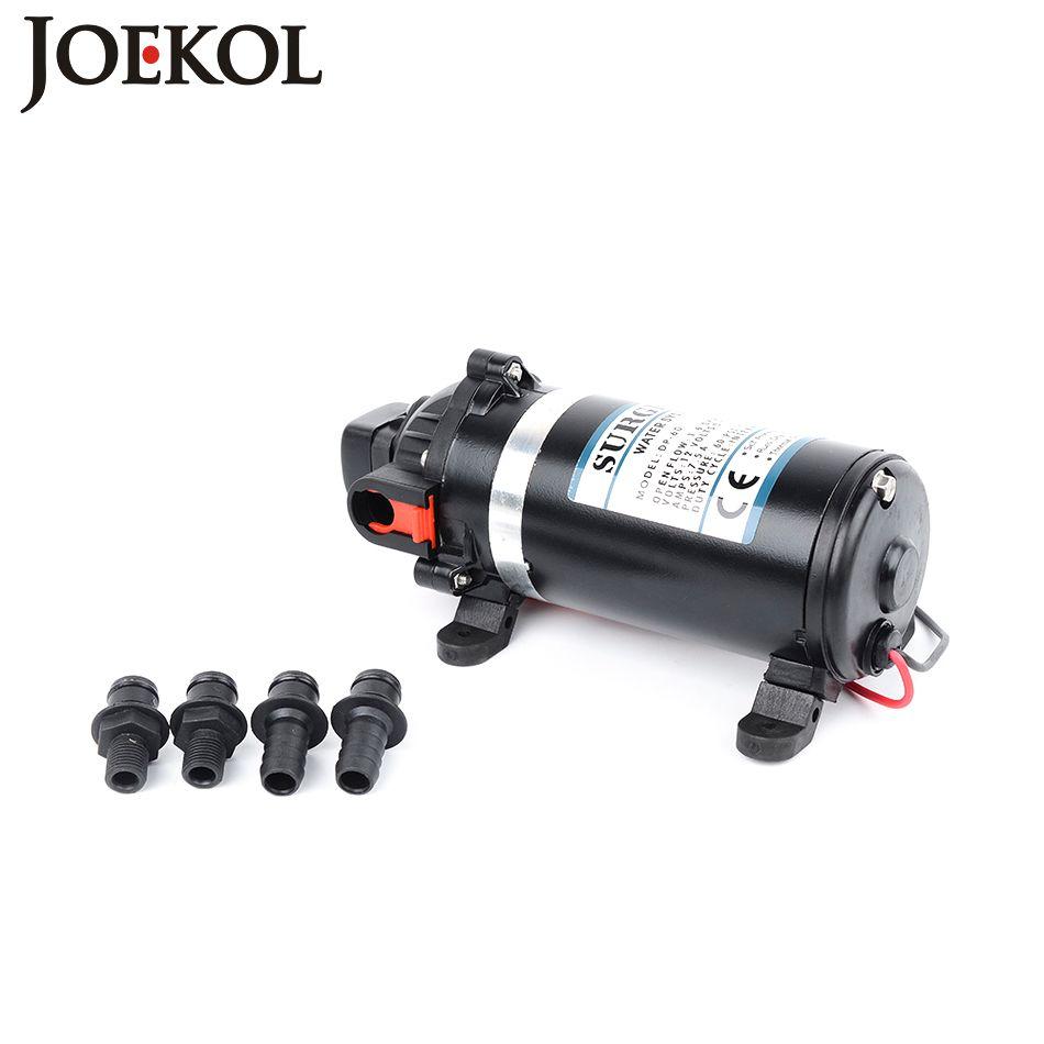 DP-160s ac 110v/220v Water Pump High Pressure Diaphragm Pump 95m lift pumps For Chemical 160psi
