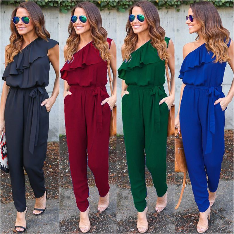 New Fashion Summer Women Ladies Clubwear Playsuit Bodycon Party Jumpsuit Romper Trousers New Women Sexy Clothes
