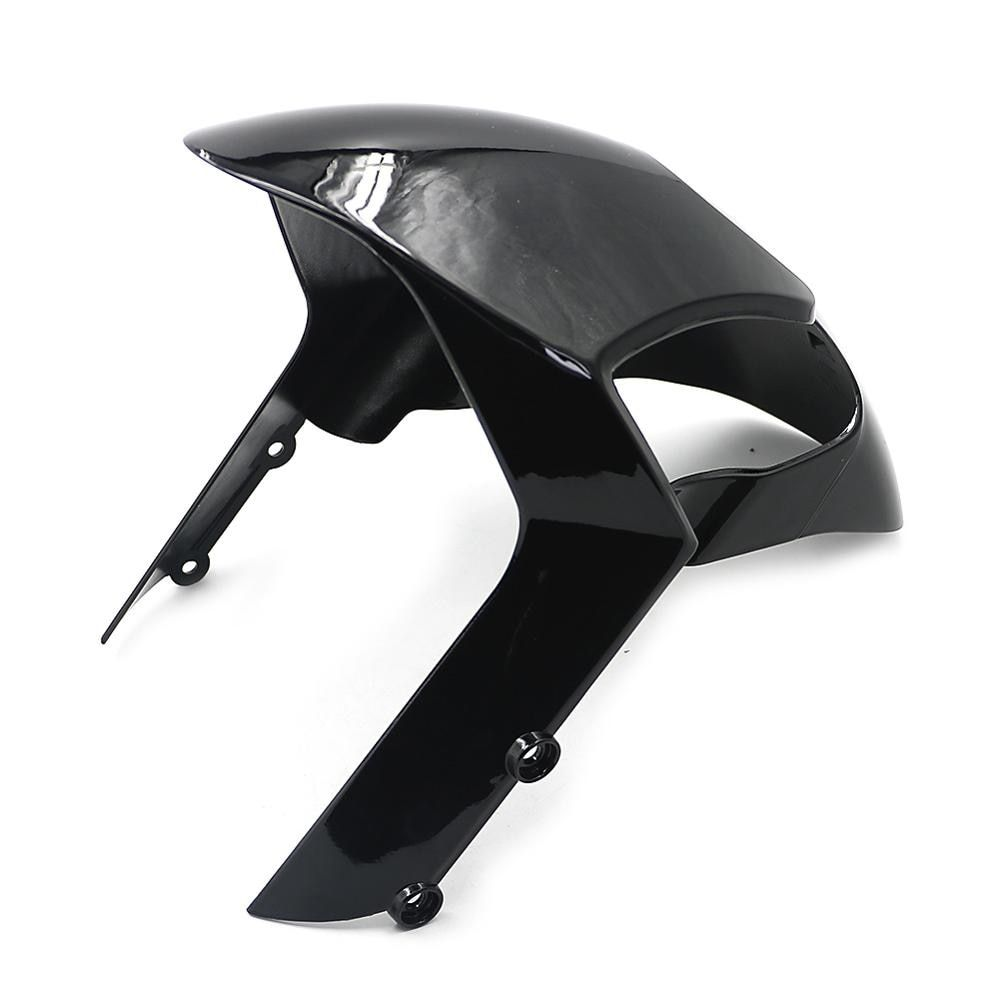 Motorrad Front Reifen Fender Kotflügel Schmutzfänger Abdeckung Verkleidung Für Ducati MONSTER 696 2008-2014 795 796 1200 S4R 1100 1100 S EVO