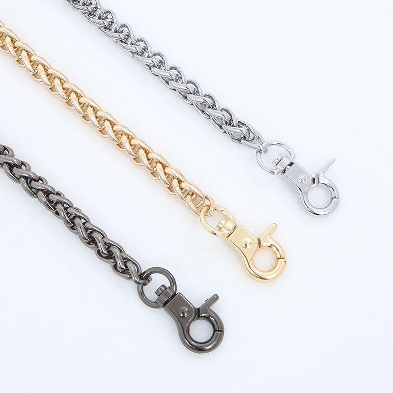 Livraison gratuite Hight Qualité sac matériel sac à main chaîne sac bandoulière chaîne sac à main sac de remplacement bricolage bracelet chaîne