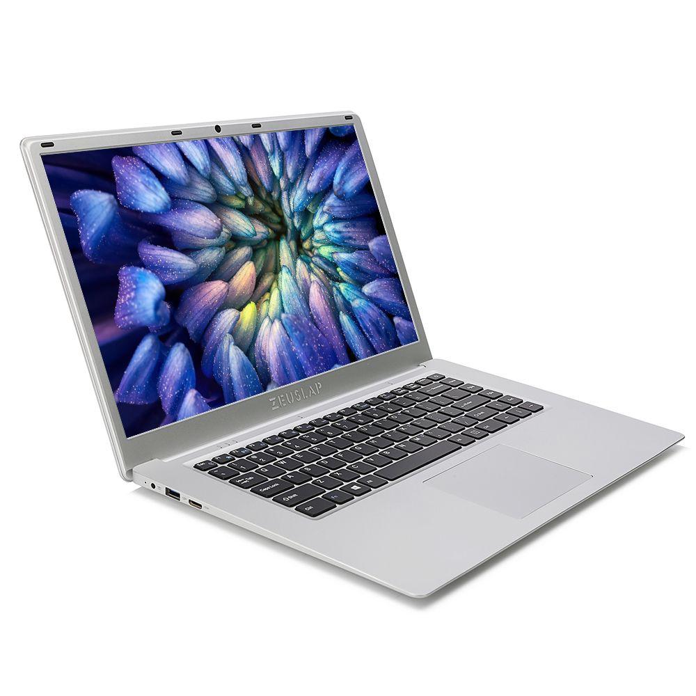 ZEUSLAP 15.6 inch 6GB Ram 2TB HDD 1920x1080P Intel Quad Core CPU Windows 10 System Wifi Bluetooth Laptop Notebook PC Computer