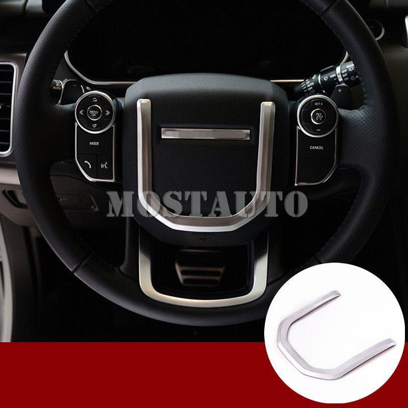 Für Land Rover Range Rover L405 Vogue Innere Lenkrad Trim Abdeckung 2013-2018 1 stücke