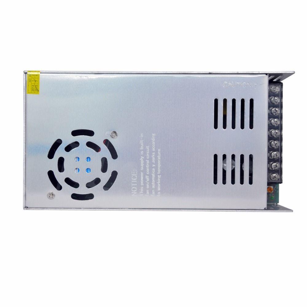 Mince 500 W interrupteur en métal alimentation ca à Dc 48 V 10.4A pilote de tension constante