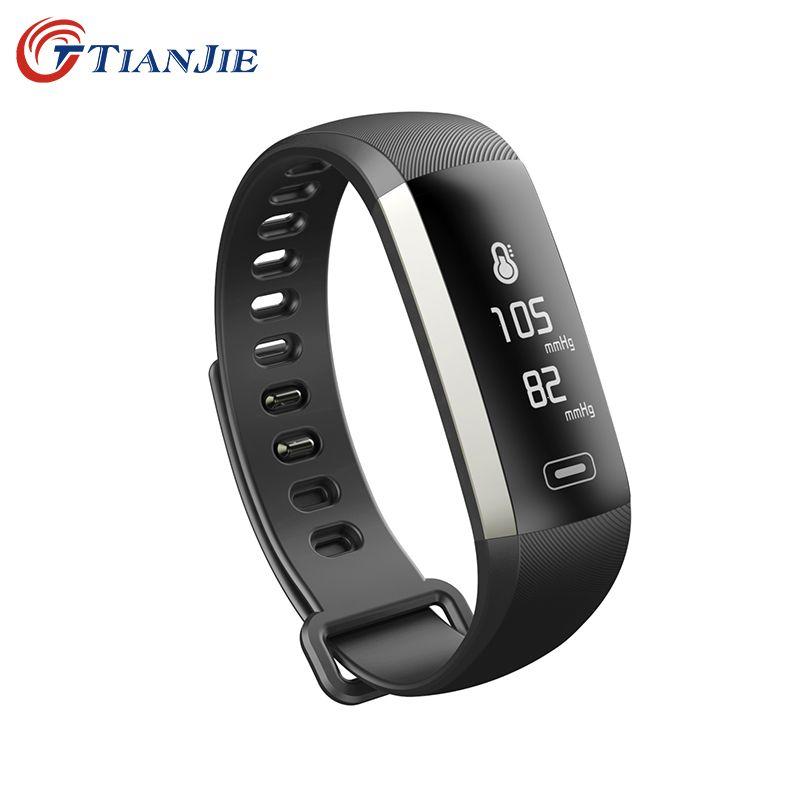 Smart Bracelet Coeur Taux Moniter Bluetooth 4.0BLE Podomètre Fitness Tracker M2P Pour Android iOS PK mi bande 2