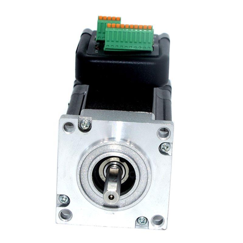 180 Watt 3000 rpm NEMA23 0.57Nm Integrierte Servomotor 36VDC JMC iHSV57-30-18-36
