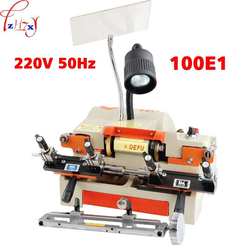 Multi-Functional Key Duplicating Machine 220v/50hz Key Making Machine for Locksmith 100E1