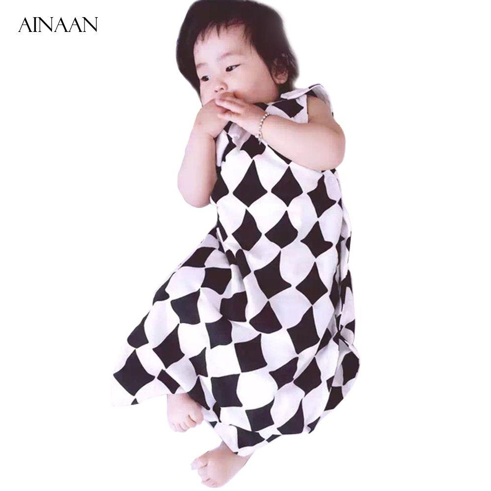 Saco de Dormir Del Bebé Tipi AINAAN Slaapzak Negro Bolsa De Bebé manta de Algodón Niños Niñas Ropa de Bebé Para Recién Nacidos