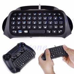Untuk Sony PS4 PlayStation 4 Aksesori Controller Mini Bluetooth Keyboard Nirkabel