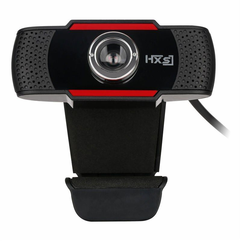 USB Mikrofon Webcam HD 300 Megapixel PC Kamera mit Absorption MIC für Skype für Android TV Drehbare Computer Kamera