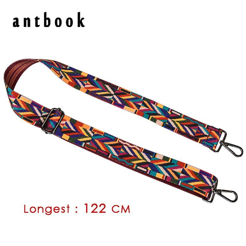 122CM 2017 New Arrive Handbag Belt Wide Strap Accessory Bag Part Adjustable Belt For Bag Shoulder Bag Strap Replacement Strap