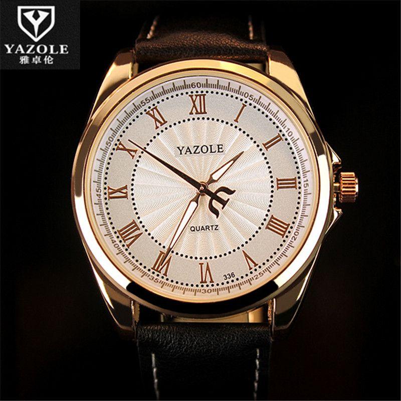 New Listing BUMVOR Men Watch Luxury Watches Quartz Clock Fashion Leather Belts Watch Cheap Sports Wristwatch Relogio Male C96