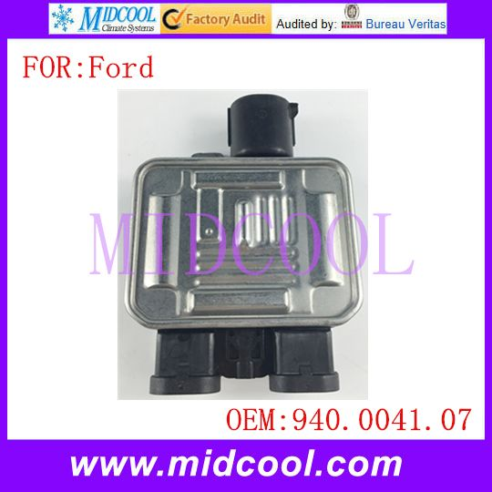 New Blower Motor Resistor Fan Module use OE NO. 940.0041.07 , 940004107 , 940004106 , 940004105 , 940004101 for Ford Mondeo