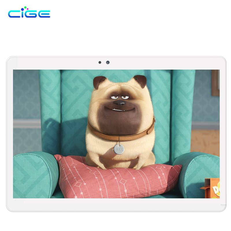 CIGE N9 10.1 inch Tablets Android 7.0 10 Core 64bit IPS 1920x1200 Dual SIM Card WIFI 2.4G/5G 4G Lte GPS Bluetooth Tablet PC
