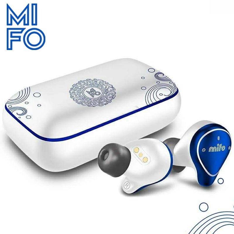 Mifo O5 Globale Grenzen Bluetooth 5,0 Ausgewogene Anker Wahre Drahtlose Ohrhörer wasserdichte Sport Mini Bluetooth Kopfhörer für telefon