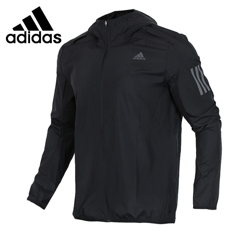 Original Neue Ankunft 2018 Adidas RS HD WND JKT M männer jacke Kapuze Sport