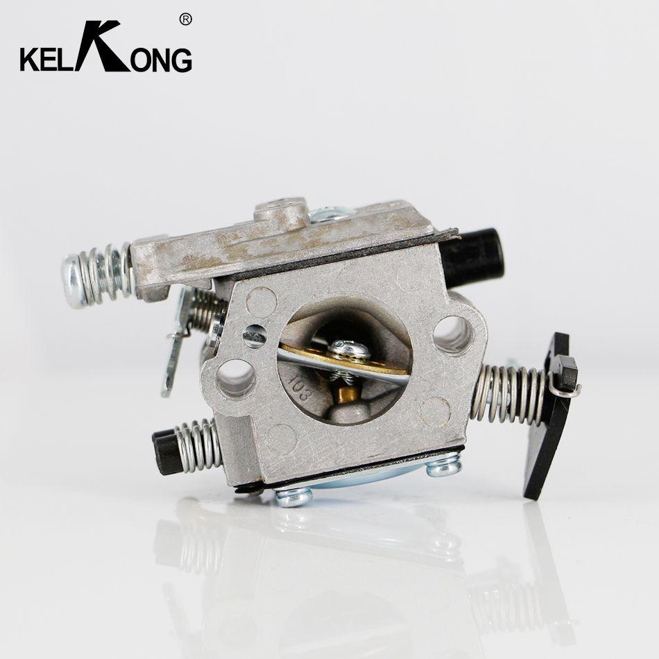 KELKONG New High Quality Walbro carburetor for Komatsu Zenoha/Redmax, G-2500TS Chinese Chainsaws 2500 25CC Carburetor Carb ZAMA
