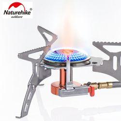 NatureHike Split Outdoor Burner Dilipat Multi-Fungsi untuk Piknik Camping NH15L399-T