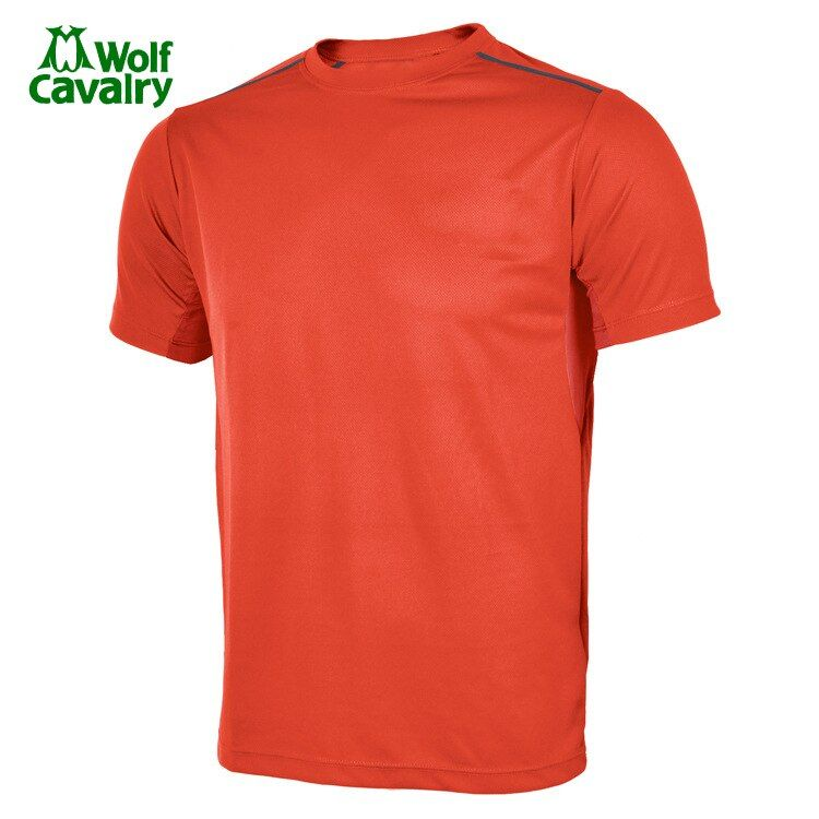 Cavalrywolf Summer outdoor sport tshirt men hiking t shirt senderismo camisetas