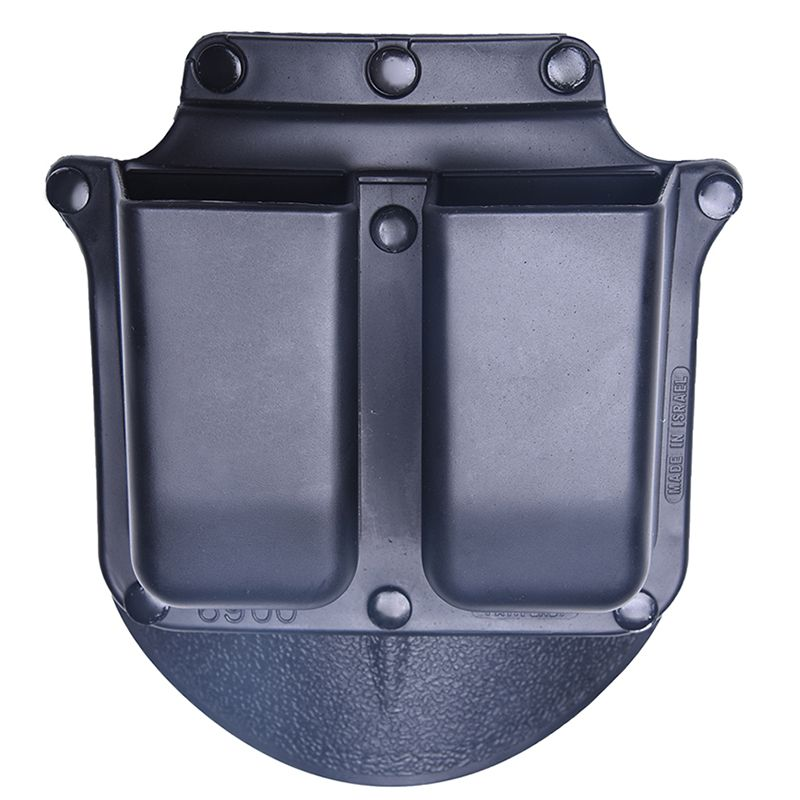 Men's right hand Hunting belt holster 6900 Panitball Hunting Double Magazine Holster for GLOCK H & K 9mm hunting airsoft