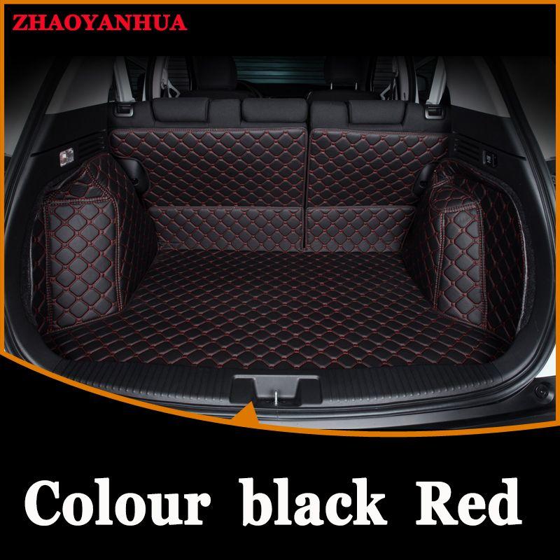 Custom car stamm matten passen Alle Modelle für Great wall Haval H1 H2 H3 H5 H6 H9 Coole bär styling stamm matten