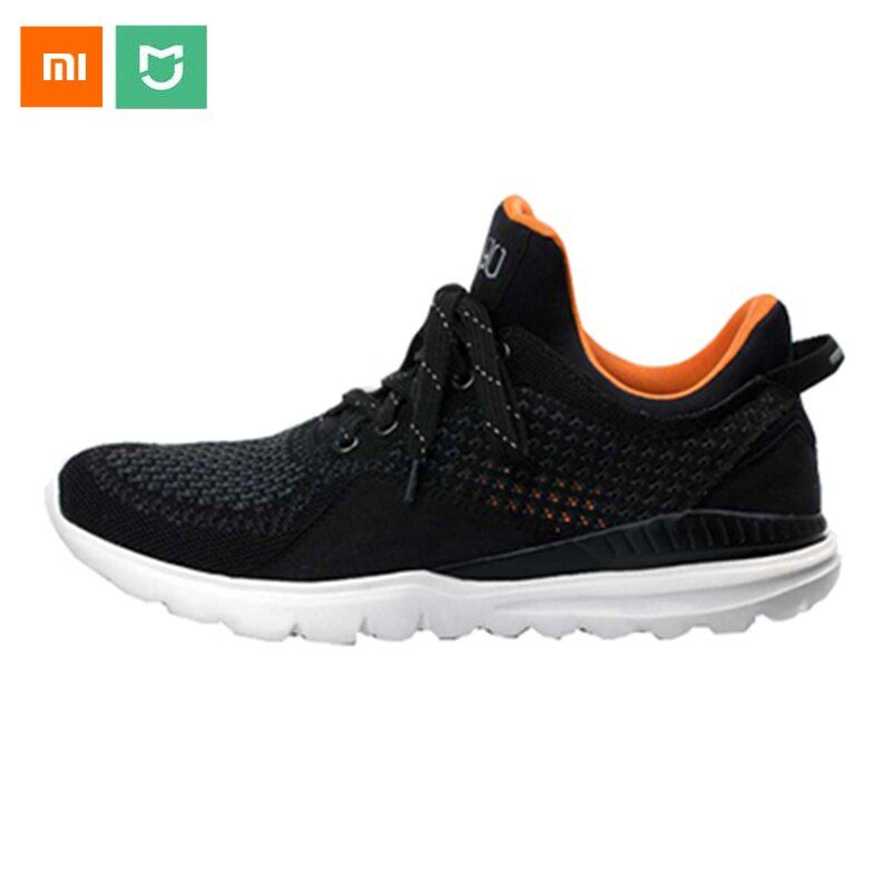 2018 Original FreeTie Xiaomi Smart Bluetooth 4.0 English APP Comfortable <font><b>Upper</b></font> And Durable Sole Running Sneakers Shoes