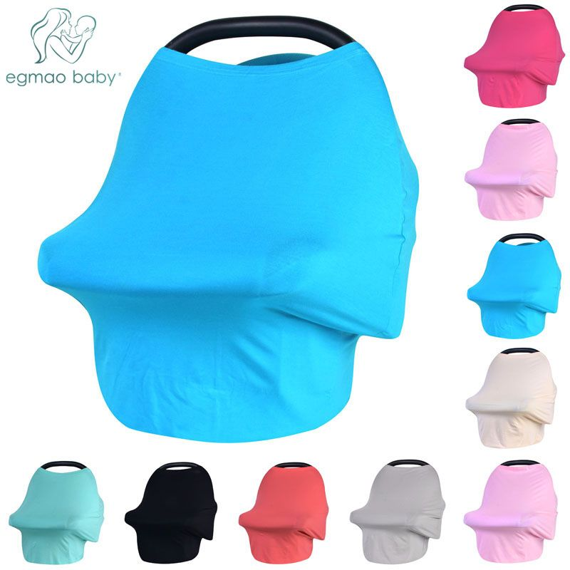 Baby Nursing Covers For Cars Cape For Feeding Canopy and Nursing Scarf Multifunction Shopping Cart Cover Breast Feeding Cover