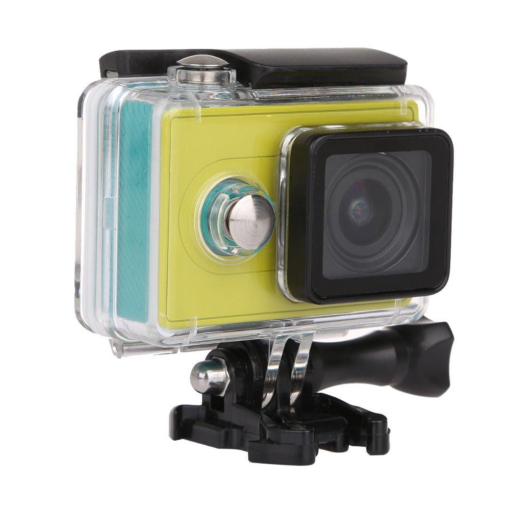 Estuche impermeable 40 m buceo deportes caja yicamera Sport Box para xiaomi Xiaoyi Yi acción montaje de cámara