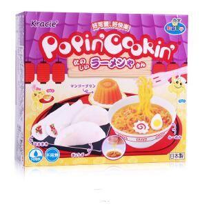 Nouveau japon kracie POPIN cuisinier cuisine heureuse cuisine cuisine bricolage nouilles cuisine enfants bricolage à la main jouet cuisine semblant jouets