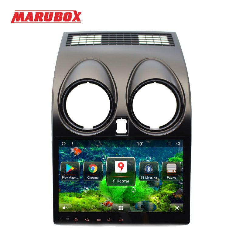 MARUBOX Neue System 2Din Android 7.1 Für Nissan Qashqai Dualis 2007 2008-2014 Auto Multimedia Player 9 IPS Touch bildschirm Radio GPS