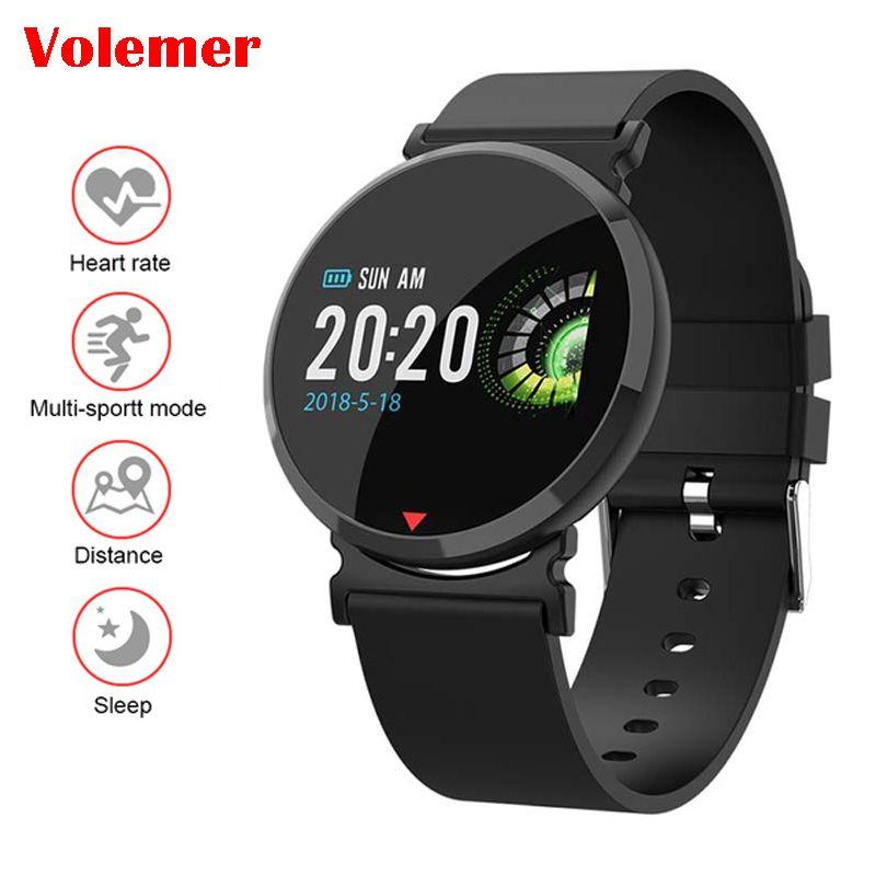 Bracelet de Fitness E28 IP67 étanche fréquence cardiaque podomètre moniteur intelligent Bracelet de pression artérielle bande intelligente pour Android et IOS