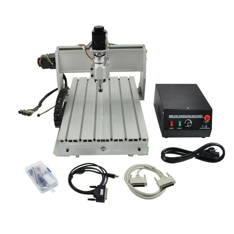 CNC 3040 Gravur maschine 3 Achse Mini Stecher für Holz und Andere Weiche Materialien CNC Router