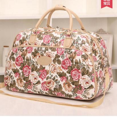 Fashion Waterproof Travel Bags Large Capacity Luggage Duffle Bags Casual Handbags Women Hot Selling Travel Bags