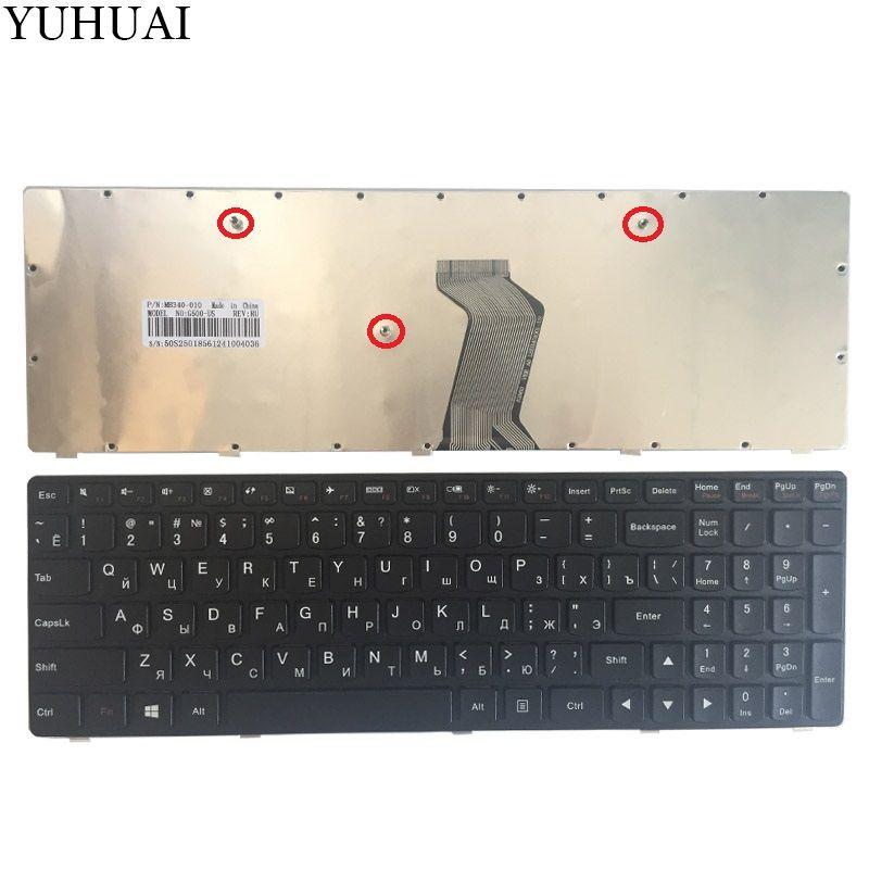 New for Lenovo G500 G505 G500A G505A G510 G700 G700A G710 G710A G500AM G700AT Russian RU Laptop Keyboard