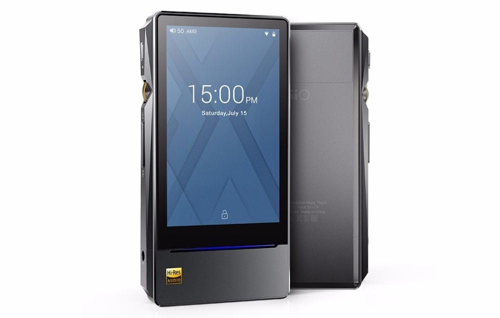 FiiO X7II with Balacned Module AM3A Android-based WIFI Bluetooth APTX Lossless DSD Portable Music Player,FiiO MP3 X7II