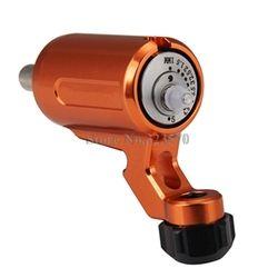 Alta calidad ajustable Direct Drive Rotary máquina del tatuaje del envío cable RCA para la fuente del tatuaje-STM-69