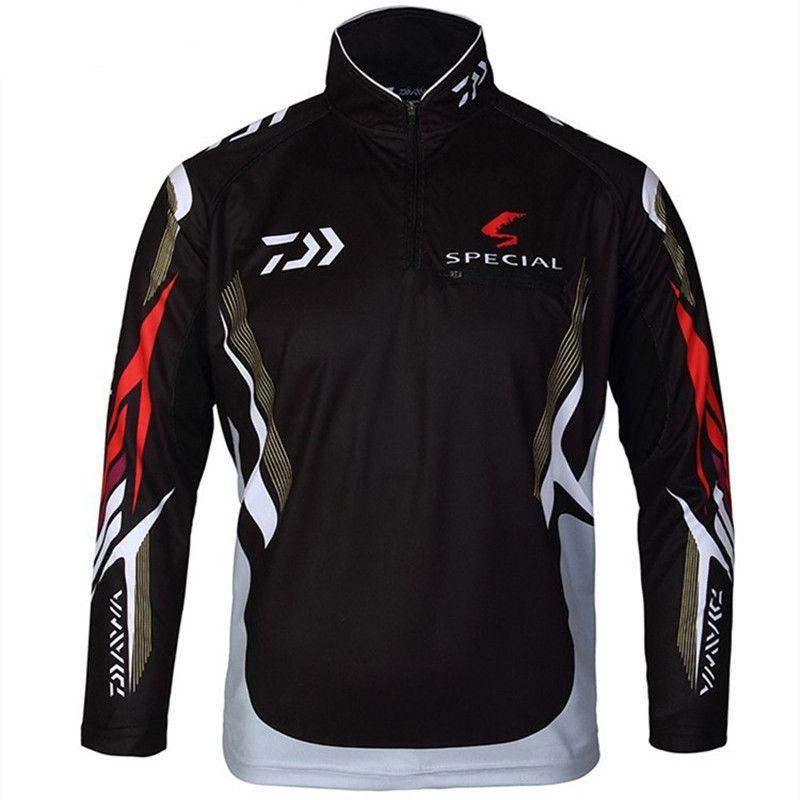 2017 Plus Size 4XL fishing shirt outdoor sportswear fishing sun protection jersey fishing tackles angler sports apparel