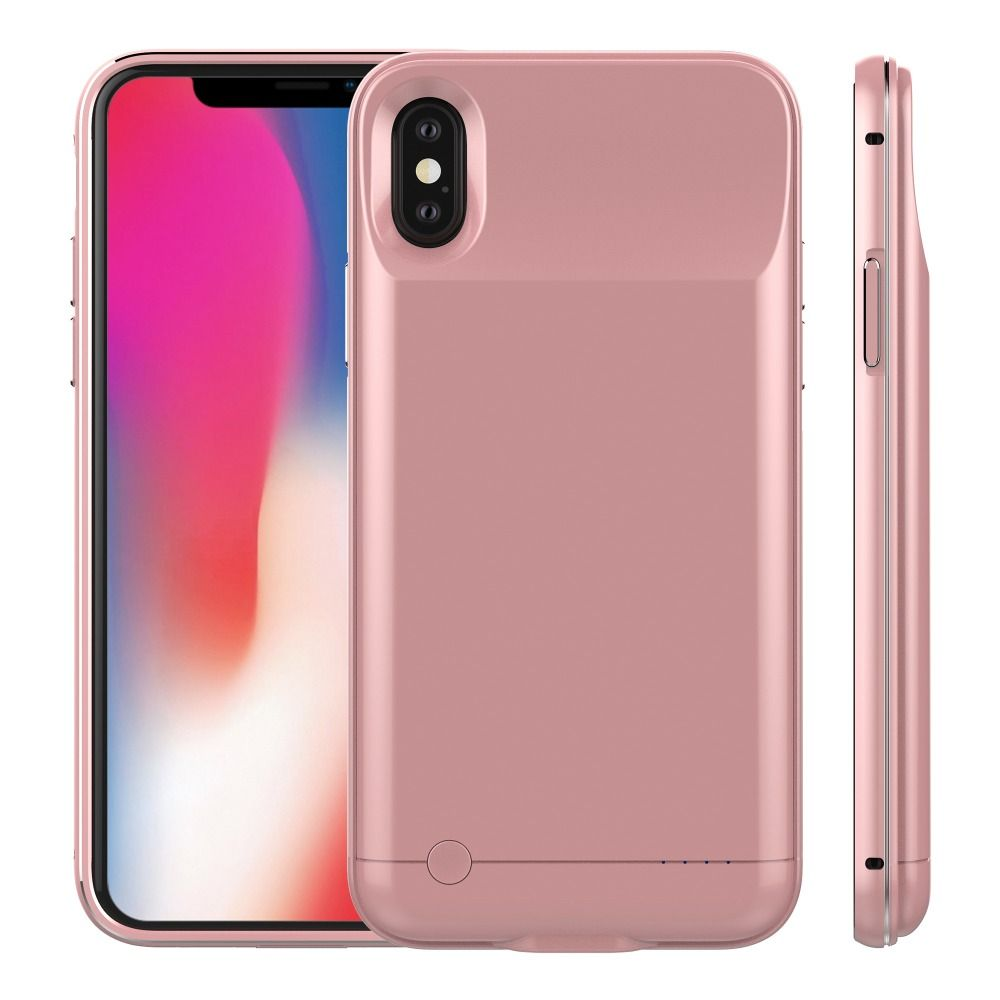 New Power Case 10000mah For iphone X Battery Case Backup External Charge Phone Back Cover For iphoneX Battery Case