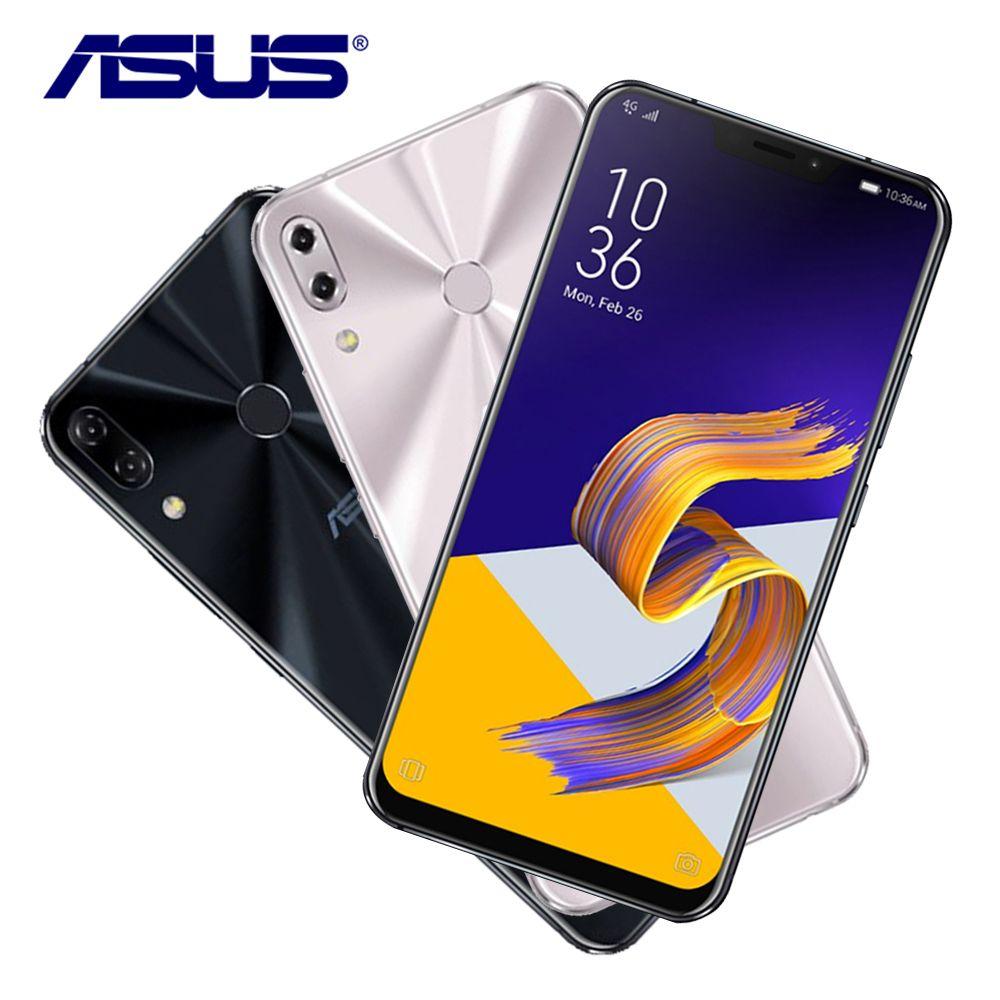 New Original ASUS ZenFone 5Z ZS620KL 6G RAM 64G ROM 6.2