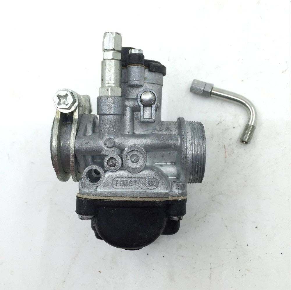 new replacement moped/pocket fit carburetor PHBG17.5 mm cloned from dellorto carburettor phbg 17.5 phbg17mm carb vergaser