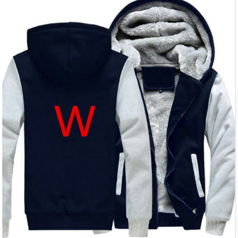 Winter New For Men Hooded Tracksuit Man Fashion Thicken Velvet Casual Hooded Warm Thick Hoodies Male Jacket Solid Sweatshirt Top