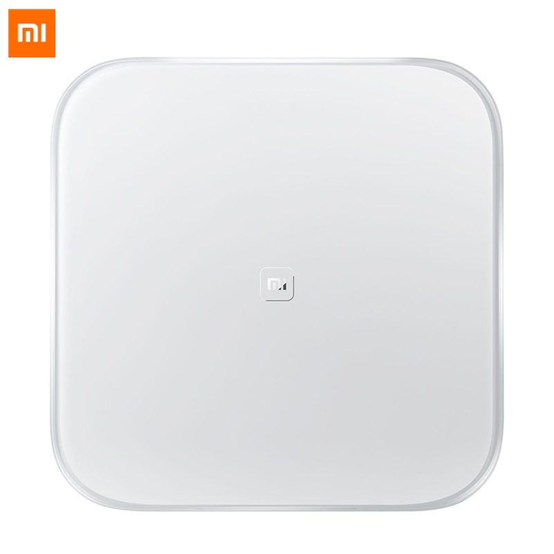 Original Xiaomi Scale Mi Smart Weighing Scale Support Android 4.4 iOS 7.0 Above <font><b>Bluetooth</b></font> 4.0 Xiaomi Losing Weight Digital Scale